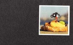 4-seitiges Booklet. Das Coverfoto hat Christoph Meyer geschossen.